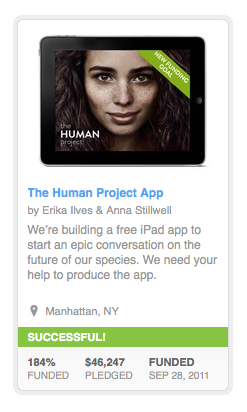 The Human Project App
